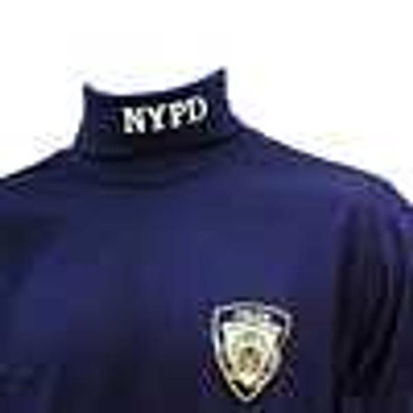 NYPD Sweatshirt Turtleneck