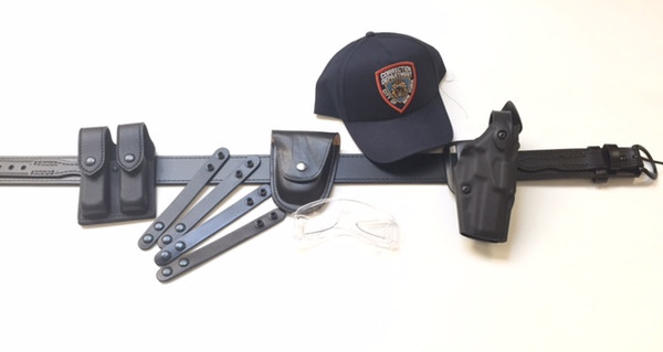 Correction Duty Rig Package