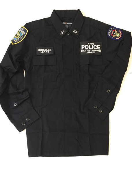 5.11 Tactical SRG L/S TDU Shirts