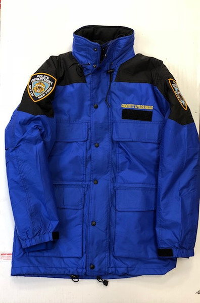 Community Affairs Jacket