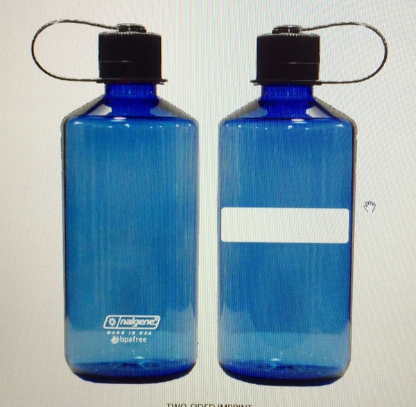 NYPD Nalgene Water Bottle