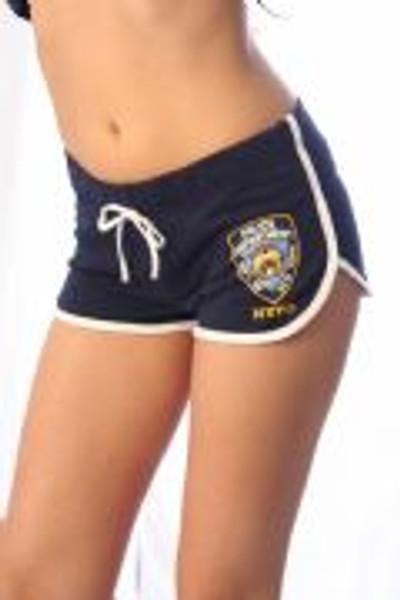 NYPD Thigh High Shorts