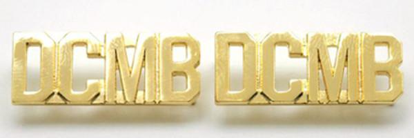 Four digit collar Brass
