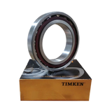 2MM203WICR - Timken Precision Angular Contact - 17x40x12mm