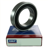 W6208 2RS1 SKF Stainless Steel SKF Deep Groove Bearing - 40x80x18mm