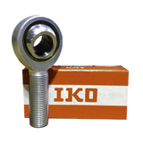 POS12LA - IKO Left Hand Lubrication Type Rod End With Male Thread