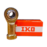 PHS8LA - IKO Left Hand Lubrication Type Rod End With Female Thread