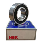 2205-2RSTN - NSK Double Row Self-Aligning Bearing - 25x52x18