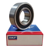 2208E-2RS1TN9 - SKF Double Row Self-Aligning Bearing - 40x80x23