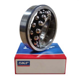 2304M - SKF Double Row Self-Aligning Bearing - 20x52x21