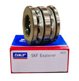 52411 - SKF Double Direction Thrust Bearing - 45x120x87mm