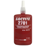 Loctite 2701 - 250ml - Maximum Strength (Improved 270)