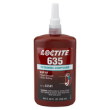 Loctite 635 - 250ml - High Strength, Slow Cure