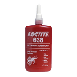 Loctite 638 - 250ml - Maximum Strength Retaining Compound
