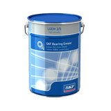 SKF LGEM 2 High Viscosity Bearing Grease With Solid Lubricants - 5Kg