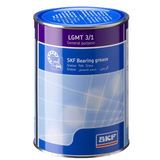 SKF LGMT 3 Lubricant Industrial And Automotive Bearing Grease - 1Kg