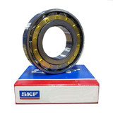 NUP308 ECM/C3 - SKF Cylindrical Roller Bearing - 40x90x23mm