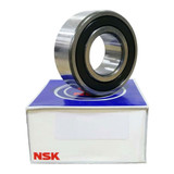 3304B-2RSTNC3 - NSK Double Row Angular Contact Bearing - 20x52x22.2mm