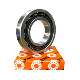 7207-B-TVP - FAG Angular Contact Bearing - 35x72x17mm