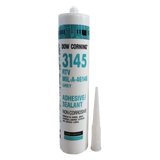 Dow Corning 3145 RTV Mil-A-46146 Adhesive Sealant Grey - 310ml