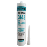 Dow Corning 3145 RTV Mil-A-46146 Adhesive Sealant Clear - 310ml