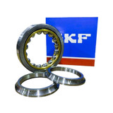 QJ211MA/C3 - SKF Four Point Contact Bearings - 55x100x21mm