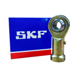 SILKAC6M -SKF Female Left Hand Rod End - 6x21x30mm