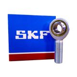 SALKB12F -SKF Male Left Hand Rod End - 12x33x54mm