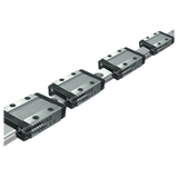 LWL12C4R350T1HS2 - IKO Linear Guideway Assembly