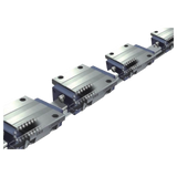 LWH15C4R660T1HS2 - IKO Linear Guideway Assembly