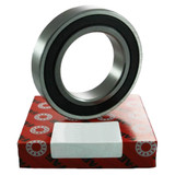 S6203-2RSR - FAG Stainless Steel Deep Groove Bearing - 17x40x12mm