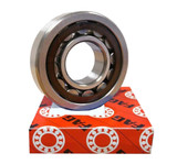NUP215-E-TVP2-C3 - FAG Cylindrical Roller Bearing - 75x130x25mm