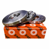 53216 - FAG Single Direction Thrust Bearing - 80x115x29.5mm