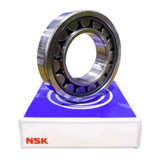 NU2206W - NSK Cylindrical Roller Bearing - 30x62x20mm