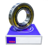 NU1008M - NSK Cylindrical Roller Bearing - 40x68x15mm