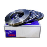 51205 - NSK Single Direction Thrust Bearing - 25x47x15mm
