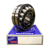 22215EAE4C3 - NSK Spherical Roller Bearing - 75x130x31mm