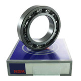 16003C3 - NSK Deep Groove Bearing - 17x35x8mm
