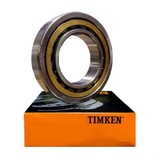 NJ218EMAC4 - Timken Cylindrical Roller Bearing  - 90x190x43mm