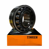 22205KEJW33 - Timken Spherical Roller Bearing  - 25x52x18mm