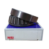 30203J - NSK Taper Roller Bearings - 17x40x13.25mm