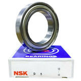 6815ZZ - NSK Thin Section - 75x95x10mm