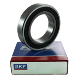 W6205-2RS1/C3 - SKF Deep Groove Radial Ball Bearings - 25x52x15mm