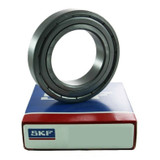 207-Z - SKF Deep Groove Radial Ball Bearings - 35x72x17mm
