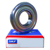 207-ZNR - SKF Deep Groove Radial Ball Bearings - 35x72x17mm