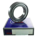 6000ZZC4 - NSK Deep Groove Radial Ball Bearings - 10x26x8mm