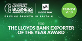 QBOL announced as a finalist for Lloyds Bank National Business Awards