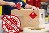Qualified To Declare Dangerous Goods