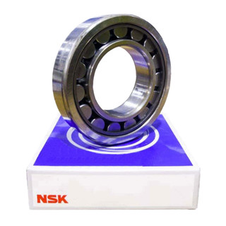 NUP412W - NSK Cylindrical Roller Bearing - 60x150x35mm