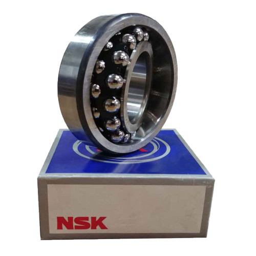 2301MC3 - NSK Double Row Self-Aligning Bearing - 12x37x17
